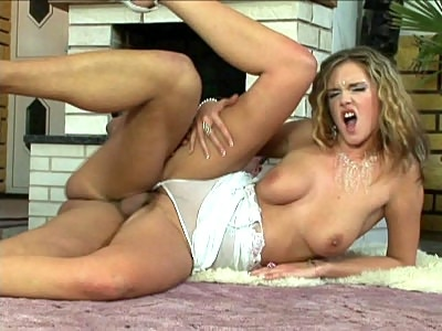 large tit ilona hardcore threesome